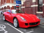 Ferrari _599 Australia Exotic Spotting in Melbourne: Ferrari 599 GTB Fiorano