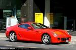 Right   Exotic Spotting in Melbourne: Ferrari 599 GTB Fiorano - front right 2 (South Yarra, Vic, 17 Apr 2010)