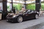 Right   Exotic Spotting in Melbourne: Ferrari 599 GTB Fiorano - front right 4 (Crown Casino, Vic, 20 Nov 08)