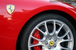 Exotic Spotting in Melbourne: Ferrari 599 GTB Fiorano - front right wheel (South Melbourne, Vic, 23 Aug 08) [Picasa]