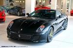 Gto   Ferrari 599 GTO (Zagames, 5 Nov 2010): Ferrari 599 GTO - front left 6A (Zagames, Vic, 5 Nov 2010)