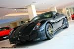 Ferrari   Ferrari 599 GTO (Zagames, 5 Nov 2010): Ferrari 599 GTO - front left angle 2 (Zagames, Vic, 5 Nov 2010)