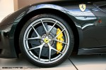Wheel   Ferrari 599 GTO (Zagames, 5 Nov 2010): Ferrari 599 GTO - front left wheel (Zagames, Vic, 5 Nov 2010)