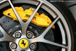Wheel   Ferrari 599 GTO (Zagames, 5 Nov 2010): Ferrari 599 GTO - front left wheel close (Zagames, Vic, 5 Nov 2010)