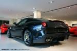 Ferrari 599 GTO (Zagames, 5 Nov 2010): Ferrari 599 GTO - rear left 1 (Zagames, Vic, 5 Nov 2010)