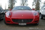 Exotic Spotting in Melbourne: Ferrari 612 Scaglietti [385-KST] - front 2 (Grand Prix site, Albert Park, Vic, 16 March 08)