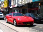 Right   Exotic Spotting in Melbourne: Ferrari 612 Scaglietti - front right (Chapel St, South Yarra, Vic, 23 Jan 08)