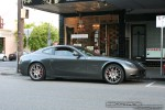 Exotic Spotting in Melbourne: Ferrari 612 Scaglietti - front right (Port Melbourne, Vic, 15 Nov 08)