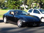 Driving   Exotics spotted in NSW, Australia: Ferrari 612 Scaglietti