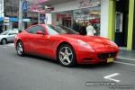 Exotic Spotting in Melbourne: Ferrari 612 Scaglietti - front right 2 (South Yarra, Vic, 30 March 08)