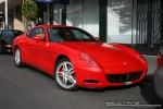On   Exotic Spotting in Melbourne: Ferrari 612 Scaglietti - front right 2a (Armadale, Vic 2 Aug 08)