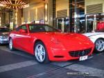 Exotic Spotting in Melbourne: Ferrari 612 Scaglietti - front right 3 (Crown Casino, Vic, 16 March 08)
