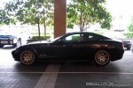 1   Exotic Spotting in Melbourne: Ferrari 612 Scaglietti - profile left (Crown Casino, Vic, 7 Nov 08)