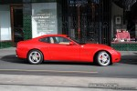 Ferrari _612 Australia Exotic Spotting in Melbourne: Ferrari 612 Scaglietti - profile right (Armadale, Vic 2 Aug 08)