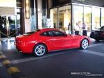 Right   Exotic Spotting in Melbourne: Ferrari 612 Scaglietti - profile right (Crown Casino, Vic, 16 March 08)