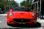 For   Exotic Spotting in Melbourne: Ferrari California - front (South Yarra, Vic, 21 Feb 2010)