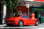 For   Exotic Spotting in Melbourne: Ferrari California - rear right (South Yarra, Vic, 21 Feb 2010)
