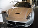 Silver   Exotic Spotting in Melbourne: Ferrari California - silver - front 1 (Crown, Vic, 26 Mar 09)
