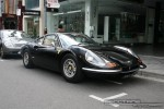246   Exotic Spotting in Melbourne: Ferrari Dino 246 GT - front right 8 (Toorak, Vic, 30 March 08)