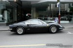 Dino   Exotic Spotting in Melbourne: Ferrari Dino 246 GT - profile right 3 (Toorak, Vic, 30 March 08)a