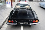 Dino   Exotic Spotting in Melbourne: Ferrari Dino 246 GT - rear 2 (Toorak, Vic, 30 March 08)