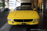Exotic Spotting in Melbourne: Ferrari F355 Berlinetta - front 1 (Crown Casina, Vic, 29 Oct 08)