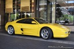 Ferrari   Exotic Spotting in Melbourne: Ferrari F355 Berlinetta - front right 2 (Crown Casina, Vic, 29 Oct 08)