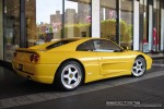 98octane Photos Exotic Spotting in Melbourne: Ferrari F355 Berlinetta - rear right 2 (Crown Casina, Vic, 29 Oct 08)