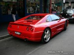 Right   Exotic Spotting in Melbourne: Ferrari F355 Berlinetta - rear right 3W (Prahran, Vic, 24 March 08)