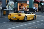 Ferrari   Exotic Spotting in Melbourne: Ferrari F355 Spider - B rear right (South Yarra, Vic, 4 Oct 08)