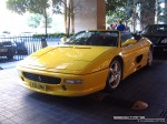 Exotic Spotting in Melbourne: Ferrari F355 Spider - front left (Crown Casino, Vic, 13 March 08)
