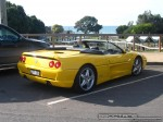 98octane Photos Exotic Spotting in Melbourne: Ferrari F355 Spider - rear right 1 (Lorne, Vic, 25 May 08)