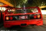 Ferrari f40 Australia Exotic Spotting in Melbourne: Ferrari F40