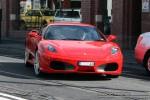 Ferrari _430 Australia Exotic Spotting in Melbourne: Ferrari F430 [VFE430] - front (Richmond, Vic 16 Aug 08)