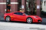 Right   Exotic Spotting in Melbourne: Ferrari F430 [VFE430] - profile right 2 (Richmond, Vic 16 Aug 08)