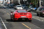 Photos ferrari Australia Exotic Spotting in Melbourne: Ferrari F430 [VFE430] - rear left 1 (Richmond, Vic 16 Aug 08)