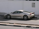 Gold   Exotics in Dubai: Ferrari F430 - A rear left (gold)