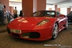 98octane Photos Exotics in Dubai: Ferrari F430 - C front left (red)