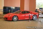F430   Exotics in Dubai: Ferrari F430 - C profile left (red)
