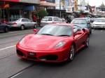 Ferrari _430 Australia Exotic Spotting in Melbourne: Ferrari F430