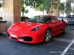 Ferrari _430 Australia Exotic Spotting in Melbourne: Ferrari F430 - front left (Crown Casino, Vic, 23 Jan 08)