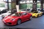 Exotic Spotting in Melbourne: Ferrari F430 - front left 2 (Crown, Vic, 25 Mar 09)