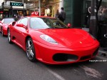 Street   Exotic Spotting in Melbourne: Ferrari F430