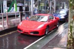 Exotic Spotting in Melbourne: Ferrari F430 - front right 1 (Melbourne, Vic, 21 Aug 08)