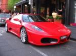Melbourne   Exotic Spotting in Melbourne: Ferrari F430