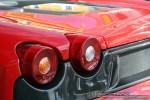 F430   Exotic Spotting in Melbourne: Ferrari F430 - rear close (Toorak, Vic, 28 Sept 08)