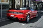 Right   Exotic Spotting in Melbourne: Ferrari F430 - rear right (Toorak, Vic, 28 Sept 08)