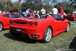 Right   Melbourne Ferrari Concours 20 April 2008: Ferrari F430 Spider [VAE-320]- rear right 1 (Ferrari Concours, Como Oval North, Toorak, 20 April 08)