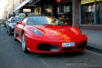 South   Exotic Spotting in Melbourne: Ferrari F430 Spider - B front right 1 (South Yarra, Vic, 4 Oct 08)