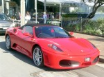 Street   Exotics on Victoria's Surf Coast: Ferrari F430